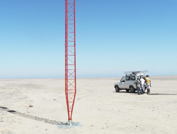 WIND RESOURCE ASSESSMENT / EGYPT