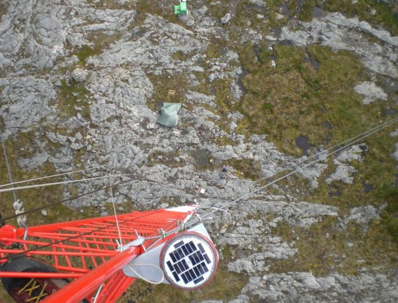 670MW WINDFARMS, TRONDHEIM NORWAY, WIND RESOURCE ASSESSMENT