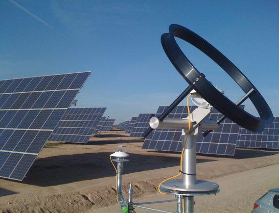 SOLAR MEASUREMENT. PHOTOVOLTAIC / IBERDROLA 20MW