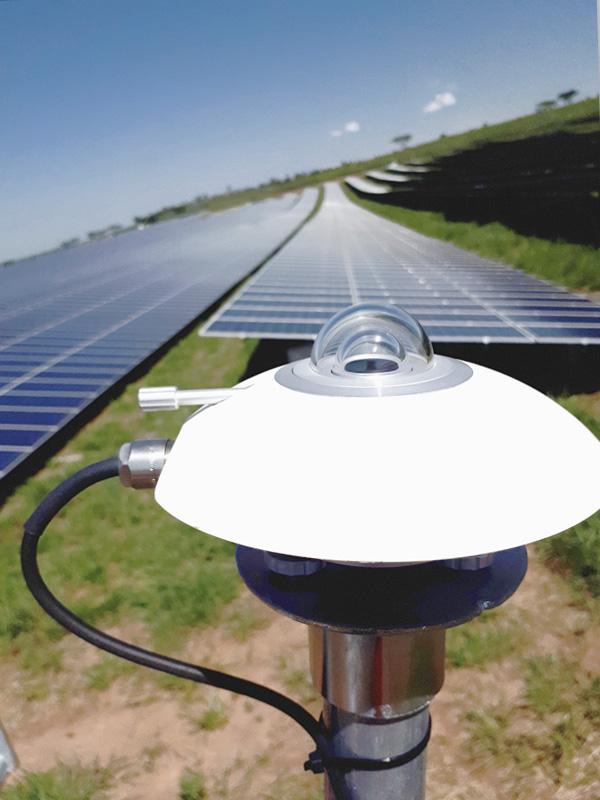 Sr20 Pyranometer Solar Data Measurement Kintech