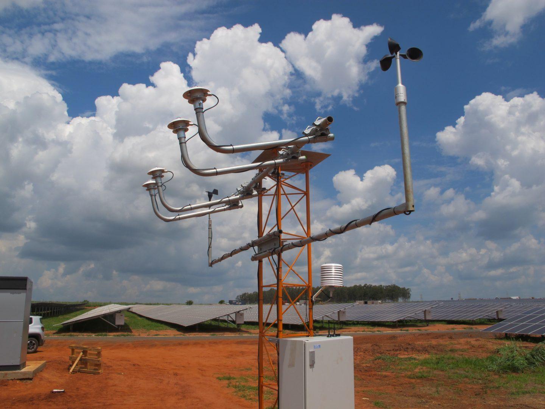 Solar Monitoring Brazil, 150MW