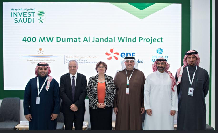 400MW Project in Saudi Arabia