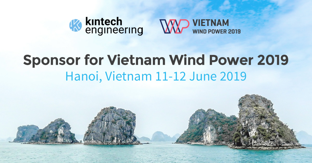 Sponsor For GWEC Vietnam Wind Power 2019